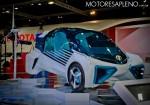 Toyota FCV Plus en el Salon del Automovil de Buenos Aires 2017