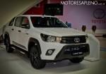 Toyota Hilux Limited en el Salon del Automovil de Buenos Aires 2017