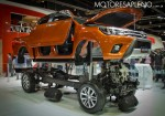 Toyota Hilux en el Salon del Automovil de Buenos Aires 2017