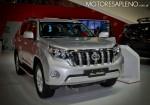 Toyota Land Cruiser Prado en el Salon del Automovil de Buenos Aires 2017