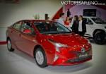 Toyota Prius en el Salon del Automovil de Buenos Aires 2017