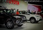 Toyota SW4 y Rav 4 en el Salon del Automovil de Buenos Aires 2017