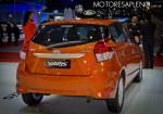 Toyota Yaris en el Salon del Automovil de Buenos Aires 2017