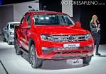 VW Amarok en el Salon del Automovil de Buenos Aires 2017