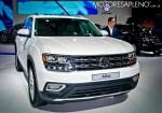 VW Atlas en el Salon del Automovil de Buenos Aires 2017