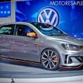 VW Gol GT en el Salon del Automovil de Buenos Aires 2017