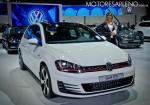 VW Golf GTi en el Salon del Automovil de Buenos Aires 2017