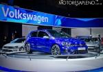 VW Golf R en el Salon del Automovil de Buenos Aires 2017