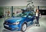 VW Golf Variant en el Salon del Automovil de Buenos Aires 2017