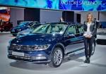 VW Passat en el Salon del Automovil de Buenos Aires 2017