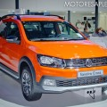 VW Saveiro Cross en el Salon del Automovil de Buenos Aires 2017