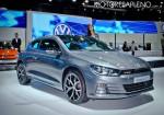 VW Sirocco GTS en el Salon del Automovil de Buenos Aires 2017