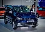 VW Suran Cross en el Salon del Automovil de Buenos Aires 2017