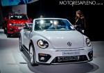 VW The Beetle Cabrio en el Salon del Automovil de Buenos Aires 2017