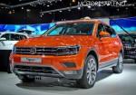 VW Tiguan en el Salon del Automovil de Buenos Aires 2017