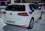 VW e-Golf en el Salon del Automovil de Buenos Aires 2017