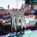 WEC - 24 hs de Le Mans 2017 - Brendon Hartley - Timo Bernhard - Earl Bamber - Porsche 919 Hybrid
