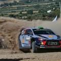 WRC - Italia 2017 - Dia 1 - Hayden Paddon - Hyundai i20 WRC