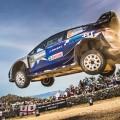 WRC - Italia 2017 - Dia 2 - Ott Tanak - Ford Fiesta WRC