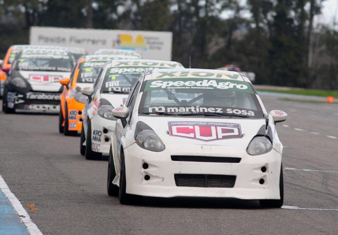 Abarth Competizione - Buenos Aires 2017 - Carrera 2 - Juan Bojanich