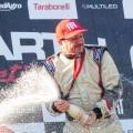 Abarth Competizione - Rafaela 2017 - Carrera 2 - Federico Braga en el Podio