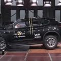 Alfa Romeo Stelvio obtuvo 5 estrellas en las pruebas de choque de la EuroNCAP