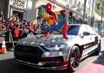 Audi A8 en el estreno mundial de Spider-Man Homecoming 1
