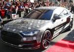 Audi A8 en el estreno mundial de Spider-Man Homecoming 4