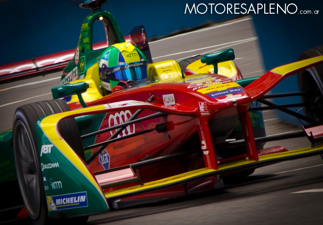 Audi es el primer fabricante aleman en la Formula E