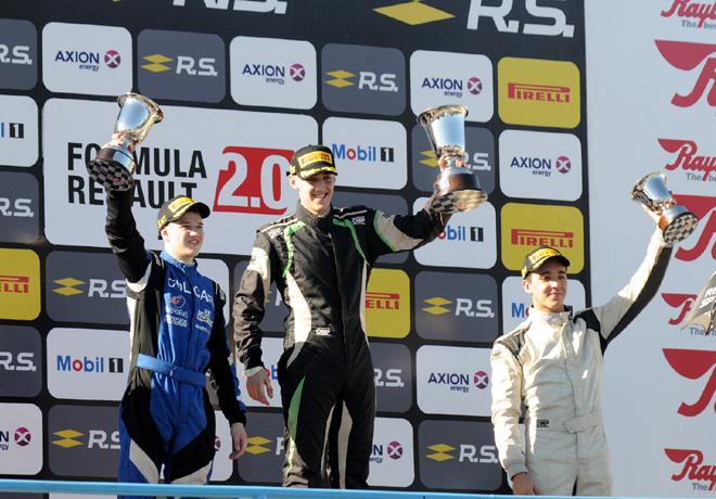 FR20 - Rafaela 2017 - Carrera 2 - El Podio
