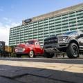 Ford conmemora los 100 anios de historia e innovacion en el segmento de las pick-ups
