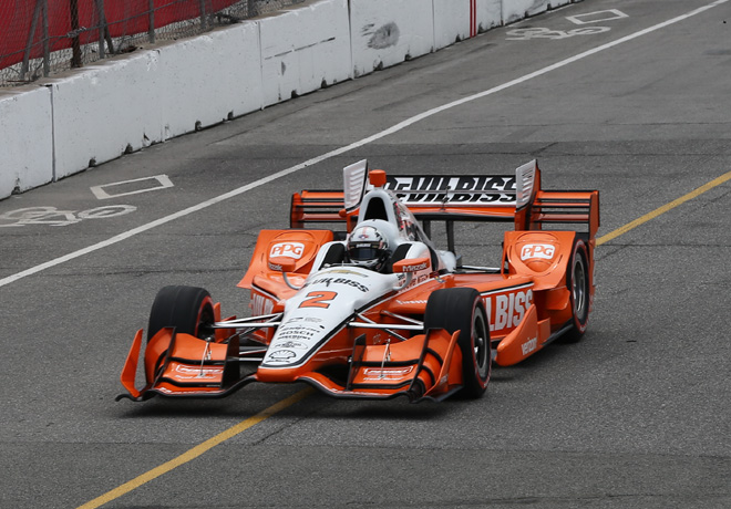 IndyCar - Toronto 2017 - Carrera - Josef Newgarden