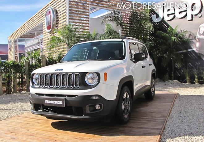 Jeep presente en la Exposicion Rural de Palermo 2017