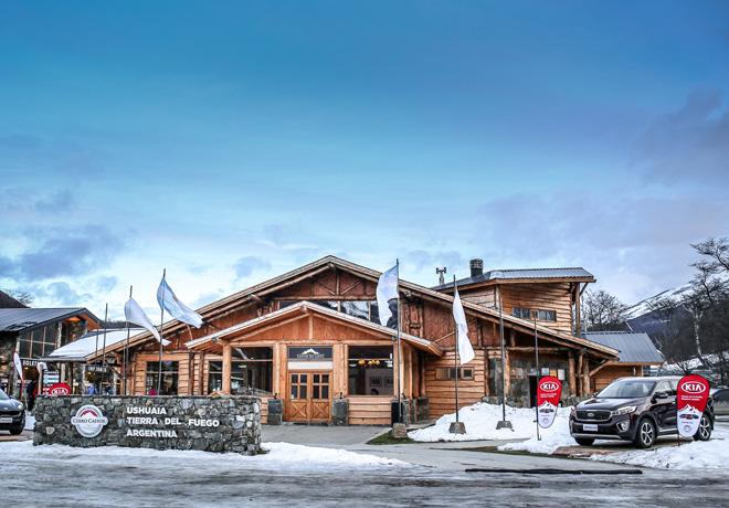 Kia Argentina - Main Sponsor del Cerro Castor - Ushuaia - Tierra del Fuego 1