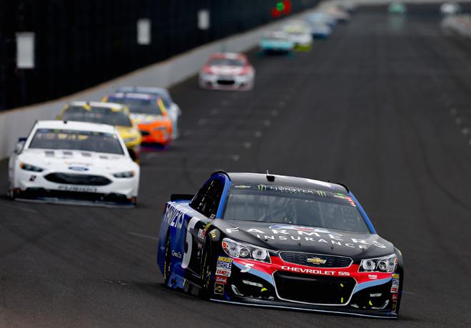 NASCAR - Indianapolis 2017 - Kasey Kahne - Chevrolet SS