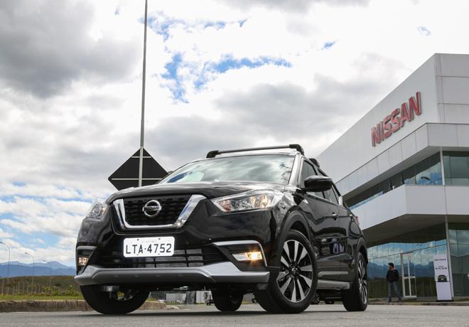 Nissan Inicia produccion de Kicks en Brasil 1
