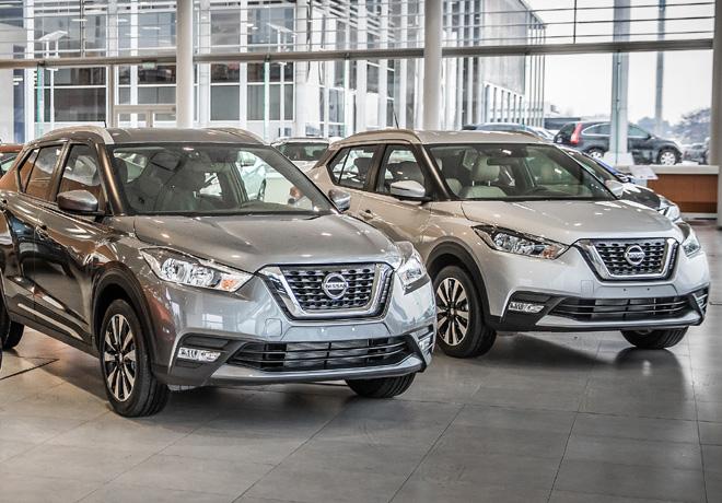 Nissan Kicks ya esta a la venta en Argentina