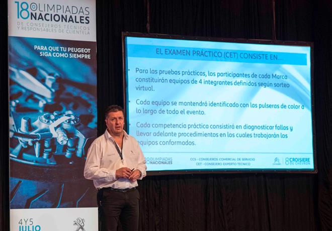 Nueva Olimpiada Nacional de Postventa de Peugeot Argentina 1