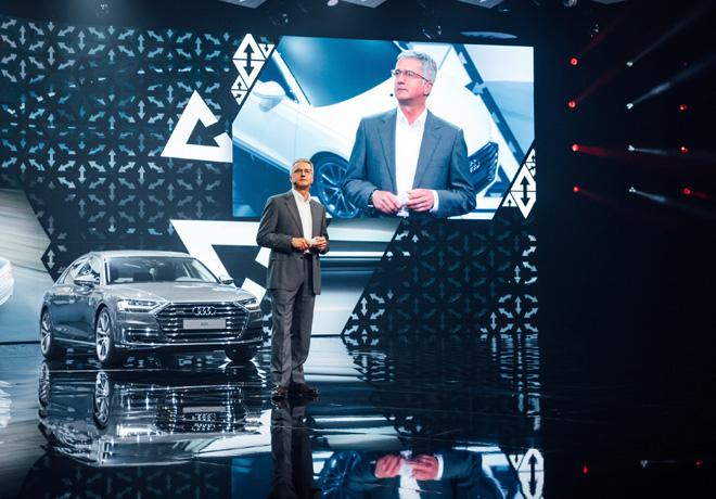Primer Audi Summit 1