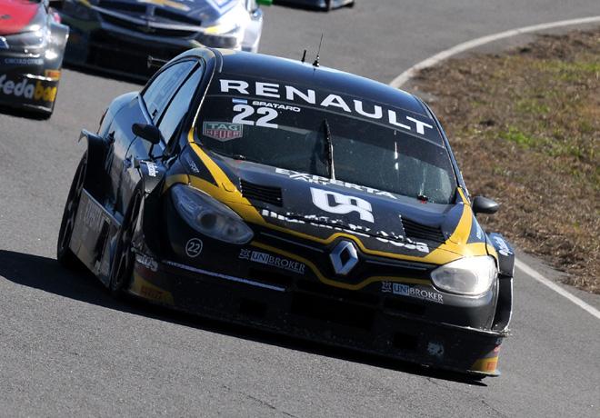 STC2000 - Rafaela 2017 - Final - Emiliano Spataro - Renault Fluence