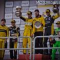 TC2000 - Buenos Aires II 2017 - Carrera - Luque-Spataro - Pernia-Ardusso - Ciantini-Llaver en el Podio