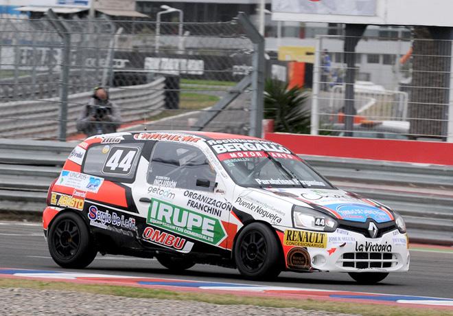 TN - Termas de Rio Hondo II 2017 - C2 - Tomas Bergallo - Renault Clio
