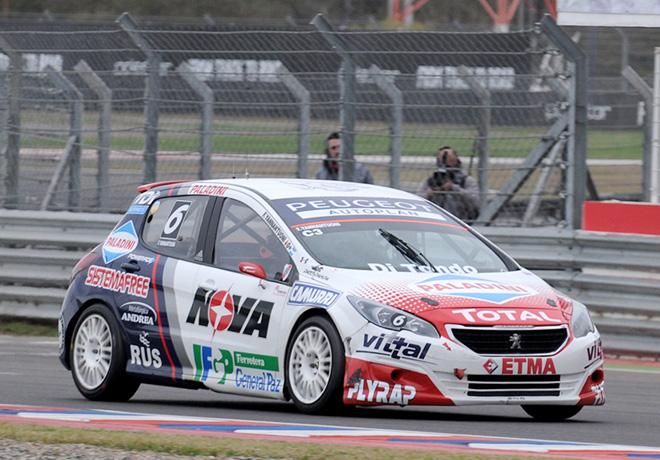 TN - Termas de Rio Hondo II 2017 - C3 - Fabian Yannantuoni - Peugeot 308