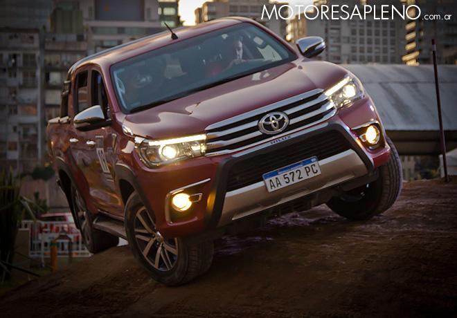 Toyota Argentina estara presente en la 131 edicion de La Rural de Palermo