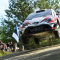 WRC - Finlandia 2017 - Dia 2 - Esapekka Lappi - Toyota Yaris WRC