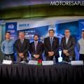 WTCC - Se presento en el ACA la quinta edicion en Argentina del Campeonato Mundial de Turismos