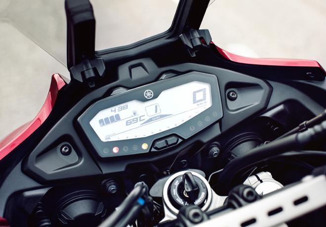 Yamaha MT-07 Tracer 5
