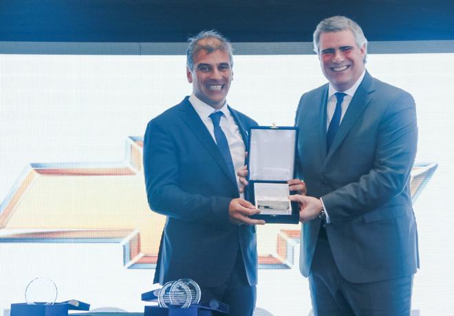 """Los Concesionarios Chevrolet más destacados del país reciben el reconocimiento """"Club del Presidente""""."""