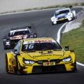 DTM - Zandvoort 2017 - Carrera 1 - Timo Glock - BMW M4