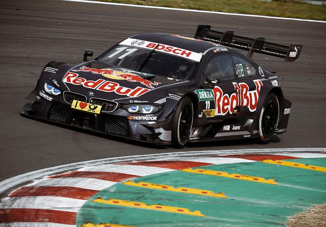 DTM - Zandvoort 2017 - Carrera 2 - Marco Wittmann - BMW M4